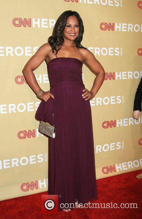Laila Ali CNN Heroes: An All-Star Tribute held...