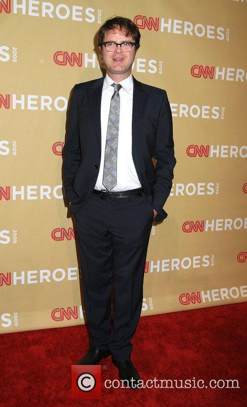 Rainn Wilson CNN Heroes: An All-Star Tribute held...