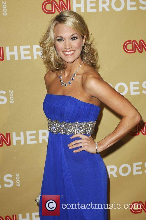Carrie Underwood CNN Heroes: An All-Star Tribute held...