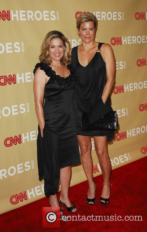 Cat Cora and Jennifer Cora CNN Heroes: An...