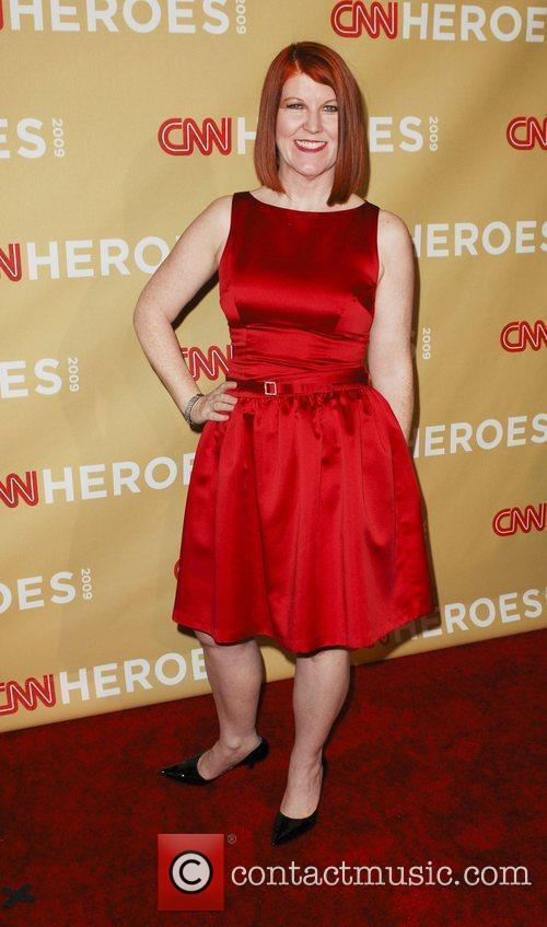 Kate Flannery  CNN Heroes: An All-Star Tribute...