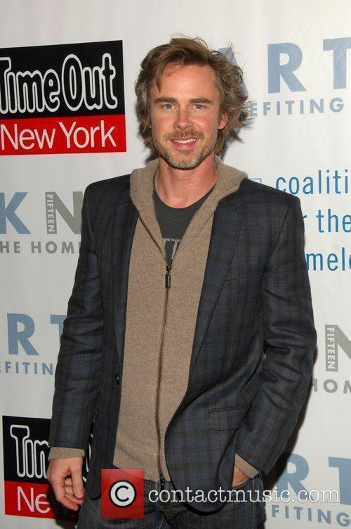 Sam Trammell Artwalk Benefiting the 'Coalition for the...