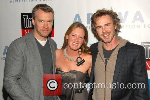 Tate Donovan and Sam Trammell 2