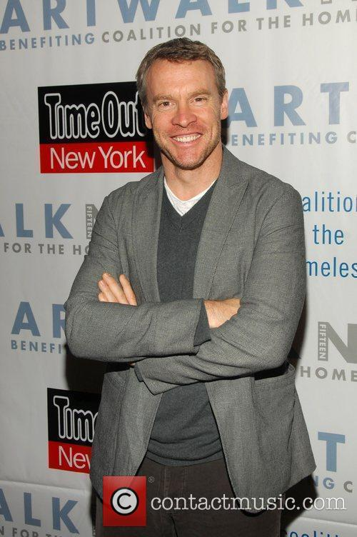 Tate Donovan Artwalk Benefiting the 'Coalition for the...