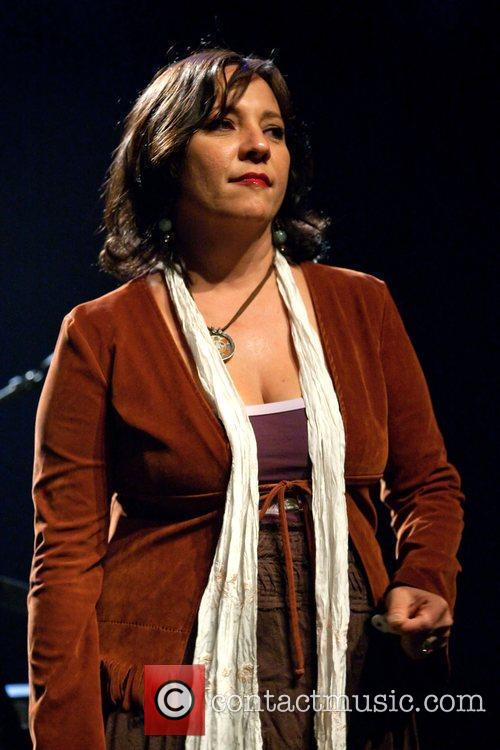 Performing live at Coliseu dos Recreios