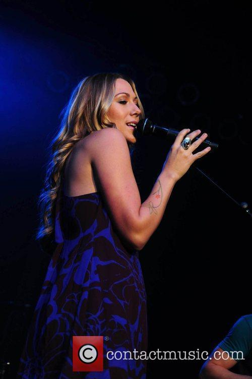 Colbie Caillat performing live at the Roseland Ballroom...