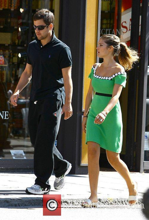 Joe Cole and Carly Zucker  out and...