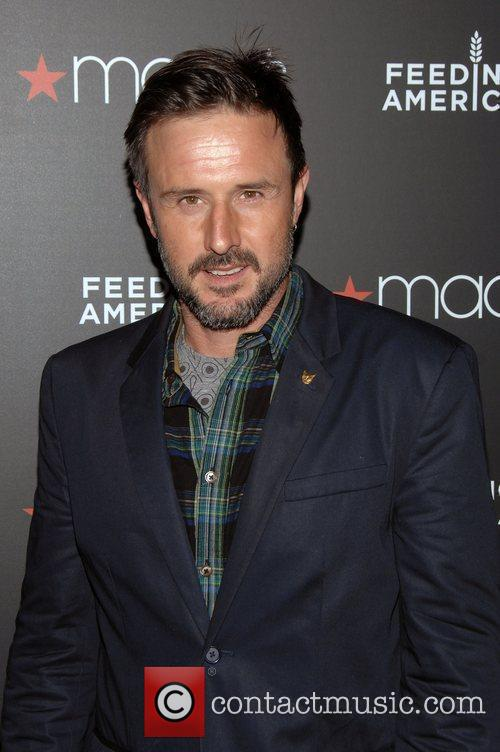 David Arquette Macy's 'Come Together' charity dinner for...