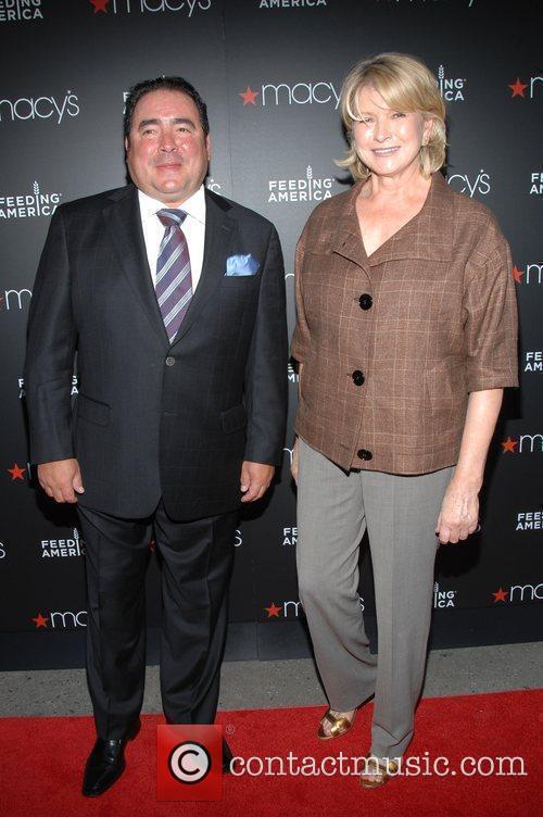 Emerial Lagasse and Martha Stewart 1
