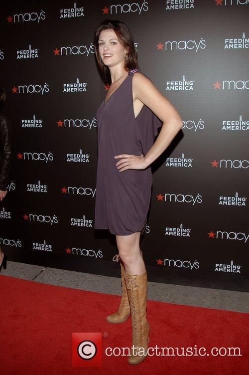 Guest Macy's 'Come Together' charity dinner for Feeding...