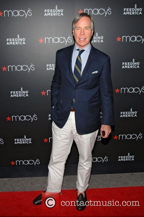 Tommy Hilfiger Macy's 'Come Together' charity dinner for...