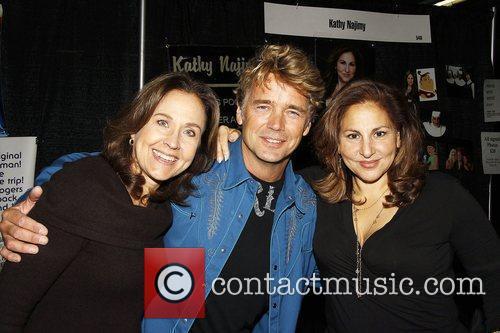 Erin Gray, John Schneider and Kathy Najimy Big...