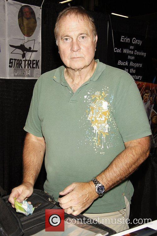 Gil Gerard Big Apple Comic Con 2009 at...