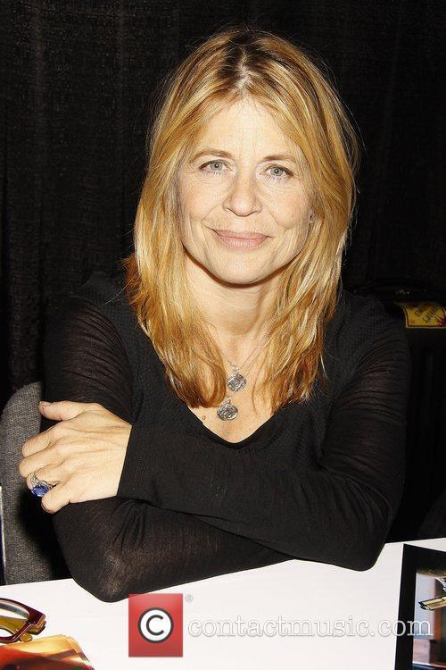 Linda Hamilton Big Apple Comic Con 2009 at...