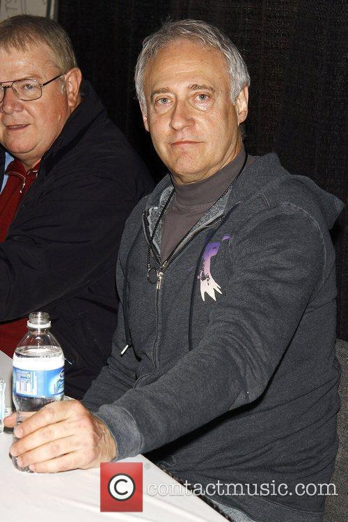 Brent Spiner Big Apple Comic Con 2009 at...