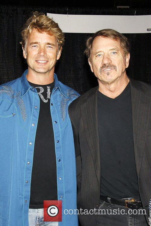 John Schneider and Tom Wopat