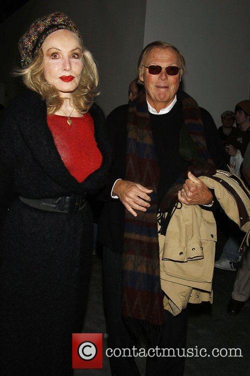 Julie Newmar and Adam West 4