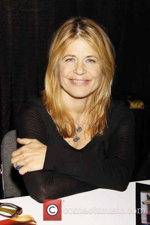 Linda Hamilton at Comic Con