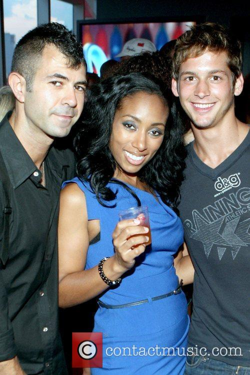 Jeremy Kost, Michelle Murray and Max Emerson Launch...