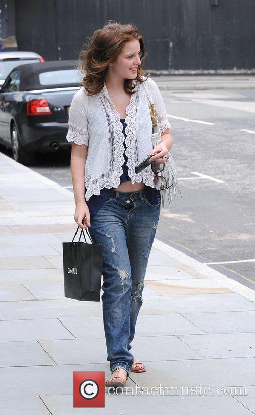 Helen Flanagan and Coronation Street 5