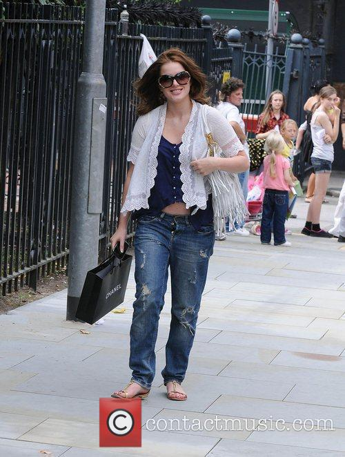 Helen Flanagan and Coronation Street 7