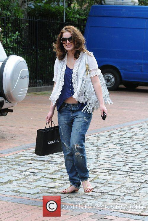 Helen Flanagan and Coronation Street 4