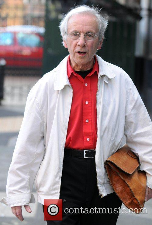 Andrew Sachs who plays Ramsay Clegg in British...