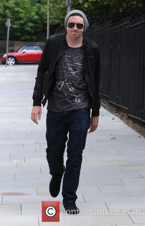 Craig Gaizey The cast of 'Coronation Street' arrive...