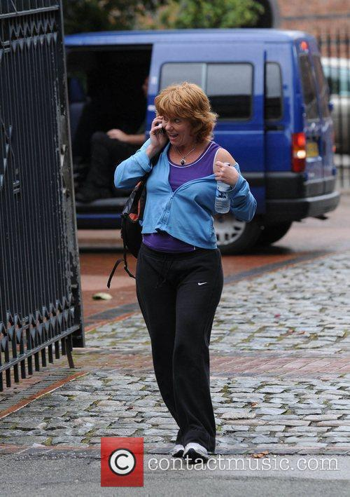 Karen Henthorn and Coronation Street 1