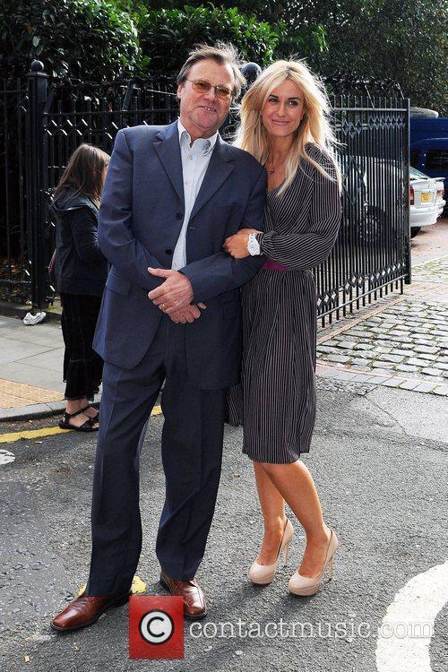 David Neilson and Katherine Kelly 'Coronation Street: Romanian...