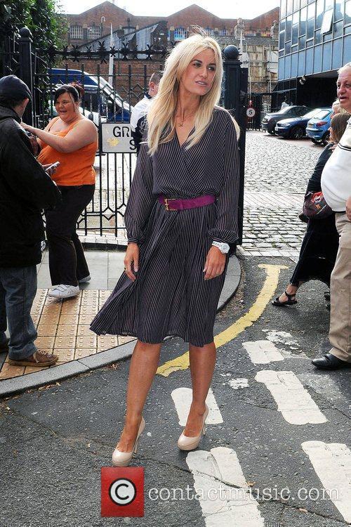 Katherine Kelly 'Coronation Street: Romanian Holiday' - press...