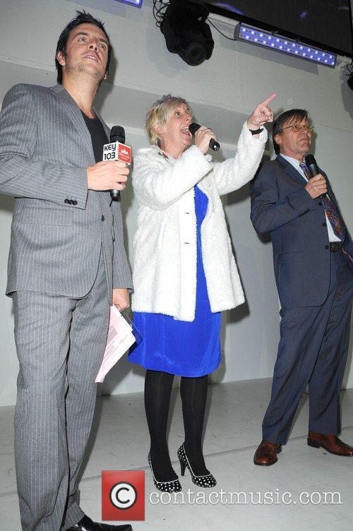 Sue Cleaver & David Neilson of Coronation Street...