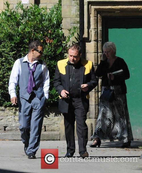 Craig Charles, John Thomson and Sue Cleaver The...