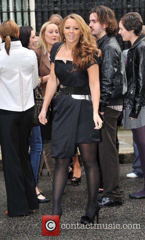 Kimberley Walsh Cosmopolitan Women Of The Year -...