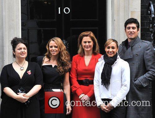 Ruth Jones, Kimberly Walsh, Sarah Brown, Jessica Ennis,...