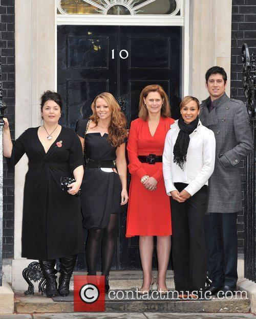 Cosmopolitan Women Of The Year - Downing Street...