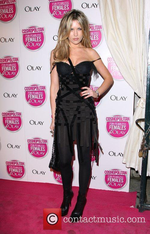 Abigail Clancy aka Abbey Clancy The Cosmopolitan Ultimate...