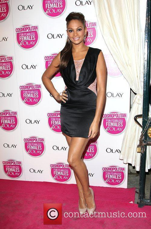 Alecia Dixon The Cosmopolitan Ultimate Women of the...