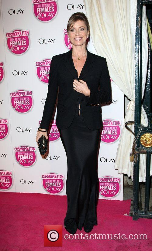 Tamzin Outhwaite The Cosmopolitan Ultimate Women of the...