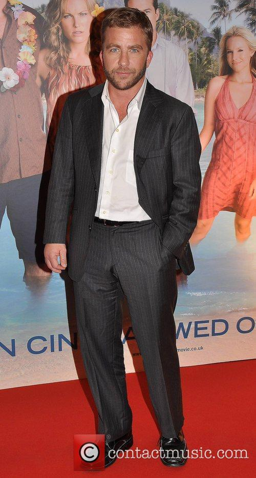 Premiere of 'Couples Retreat' at The Savoy