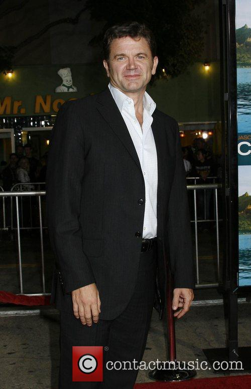 Los Angeles Premiere of 'Couples Retreat' held at...