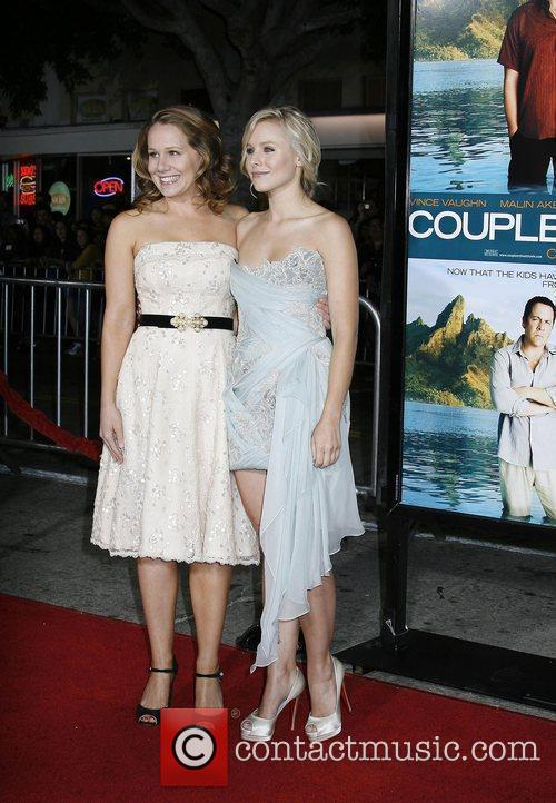 Kristen Bell and Dana Fox 2