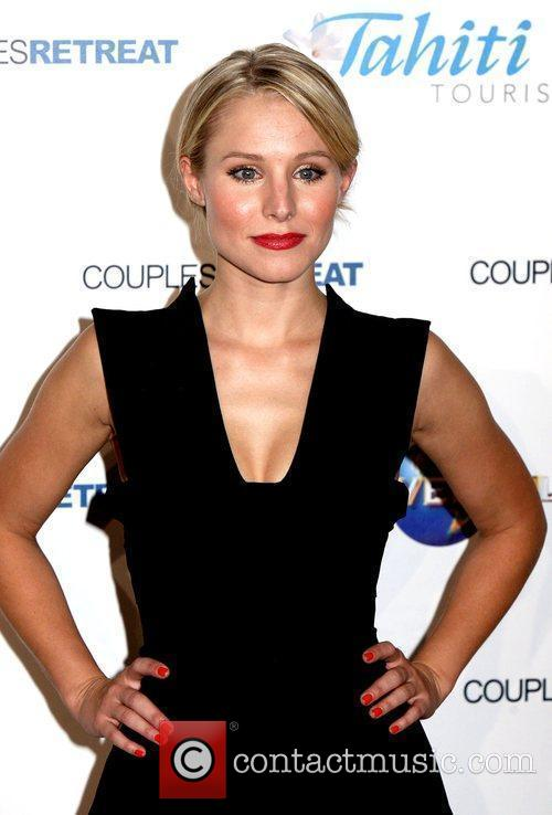 Kristen Bell The Australian premiere of 'Couples Retreat'...