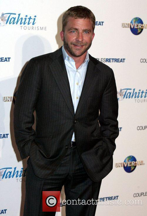 Peter Billingsley The Australian premiere of 'Couples Retreat'...