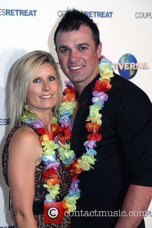 Shannon Noll and Rochelle Ogden The Australian premiere...
