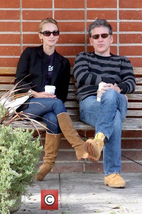 Craig Ferguson and Megan Wallace-cunningham