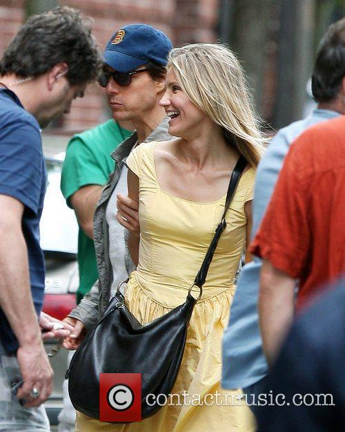 Tom Cruise and Cameron Diaz 9