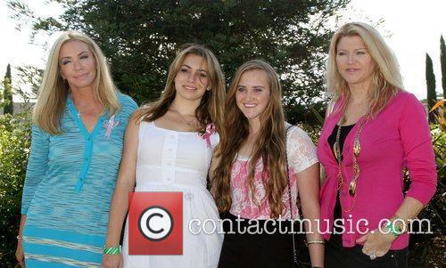 Shannon Tweed, Sophie Simmons, Emily Field, and Tracey...