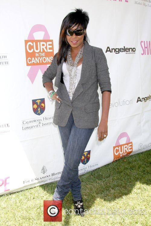 Tichina Arnold Cure in the Canyons 3 at...
