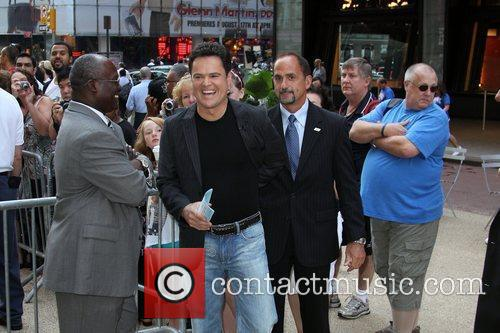 Donny Osmond and Dancing With The Stars 9